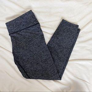 TUFF ATHLETICS Black/Grey Leggings